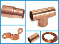 AC Copper Tubing & Fittings